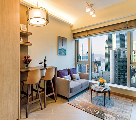 The Staunton Suites   Serviced Apartment In Central, Hong Kong